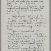 1943-02-02 Laura Davis to Lloyd Davis Page 2