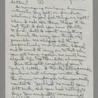 1943-07-27 Laura Davis to Lloyd Davis Page 2
