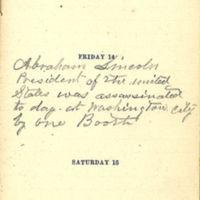 1865-04-13 -- 1865-04-15
