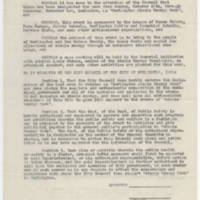 "Resolution on """"Burlington Atomic Energy Week"""""