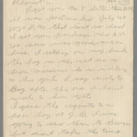 1942-07-23 Lloyd Davis to Laura Davis Page 1