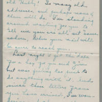 1918-02-27 Daphne Reynolds to Conger Reynolds Page 4