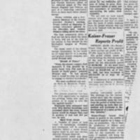 "1947-10-28 Des Moines Register: """"Atomic Energy Prospect Told"""""