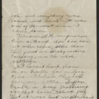 1918-03-21 Thomas Messenger to Vera Wade Page 4