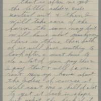 1942-09-24 George Davis to Lloyd Davis Page 3