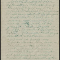 1918-08-10 Thomas Messenger Mrs. N.H. Messenger Page 6