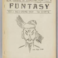 Funtasy, v. 1, issue 1, Spring 1939