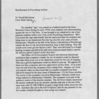 Ruby Schulz to David McCartney Page 1