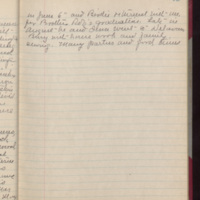 "Page 79 Written by Mahaska """"Hattie"""" Byington Whetstone from I.B. Reed notebook entry"