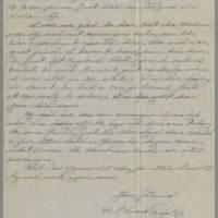 1945-02-08 Pfc. Edward Prebyl, Jr. to Dave Elder Page 2