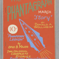 Phantagraph, v. 8, issue 5, whole no. 34, March 1941