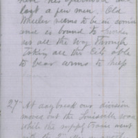 1864-11-26 -- 1864-11-27