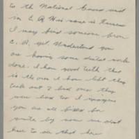 1943-11-08 Lloyd Davis to Laura Davis Page 2