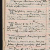 1919-05-25 -- 1919-05-31