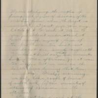 1918-01-23 Thomas Messenger to Mr. & Mrs. N.H. Messenger Page 3