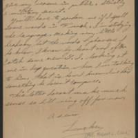 1945-03-19 Pvt. Robert L. Clark to Dave Elder Page 2