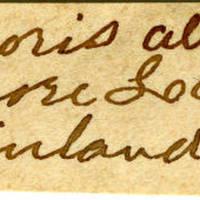 Clinton Mellen Jones, egg card # 502