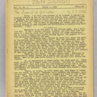 Fandango, v. 2, issue 3, whole no. 7, Winter 1944