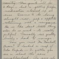 1942-07-26 Freda Crippen to Laura Frances Davis Page 4