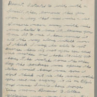 1943-10-03 Lloyd Davis to Laura Davis Page 1