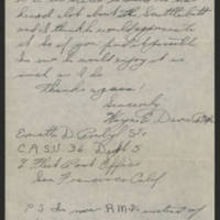 1945-03-01 Wayne E. Daves to Dave Elder Page 2