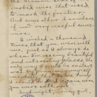 1918-07-03 Conger Reynolds to Daphne Reynolds Page 3