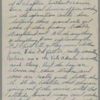 1945-10-09 Lt. Wayne A. Simmerman to Dave Elder Page 2