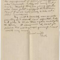 1917-10-24 Robert M. Browning to Mavel C. Williams Page 3