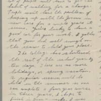 1942-01-11 Letter to Laura Frances Davis Page 3