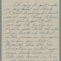 1942-09-24 George Davis to Lloyd Davis Page 2