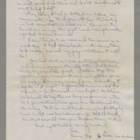 1942-09-21 Laura Davis to Lloyd Davis Page 4