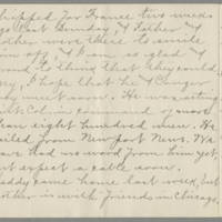 1918-06-18 Mary N. Dorr to Daphne Reynolds Page 2