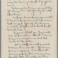 1941-12-18 Laura Davis to Lloyd Davis Page 2