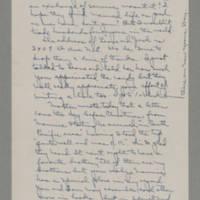 1942-12-30 Laura Davis to Lloyd Davis Page 2