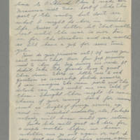 1944-02-25 Maurice Hutchison to Lloyd Davis Page 5
