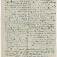 1917-10-02 Robert M. Browning to Mavel C. Williams Page 3