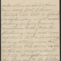 1897-10-18 Letter from Millie Huff Page 5