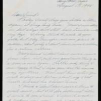 Thomas Vigil to Vira Steinbeck Page 1