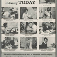 At Work in Industry Today - Front cover