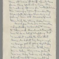 1942-07-04 -- 1942-07-10 Laura Davis to Lloyd Davis Page 25