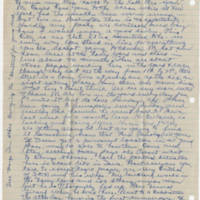 1943-08-04 Lt. L.E. Hilsabeck to Mr. W. Earl and Mrs. Ruth Hall Page 2