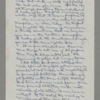 1942-10-25 Laura Davis to Lloyd Davis Page 2