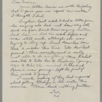 1942-05-06 Susie Hutchison to Laura Frances Davis