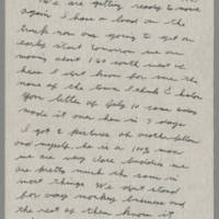 1945-07-17 Lloyd Davis to Laura Davis Page 1