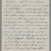 1945-08-03 George Davis to Lloyd Davis Page 2