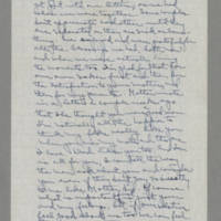 1942-11-03 Laura Davis to Lloyd Davis Page 2