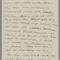 1942-10-18 Lloyd Davis to Laura Davis Page 2