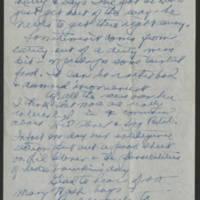 1945-01-01 Capt. Alfred Baldrige to Dave Elder Page 2