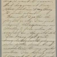 1945-06-02 Pfc. Bill Arnold to Dave Elder Page 1