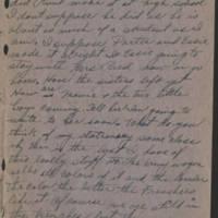 1918-05-22 Harvey Wertz to Miss Dorothy Wertz Page 2